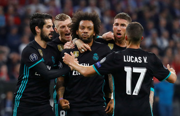Champions League Semi Final First Leg - Bayern Munich vs Real Madrid