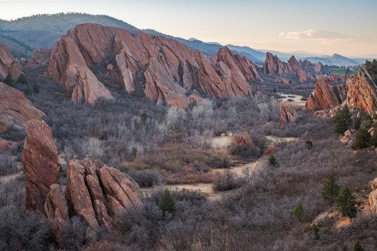 Roxborough State Park, Littleton Colorado