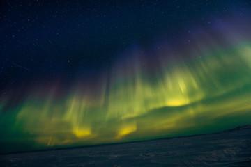 Falling Aurora