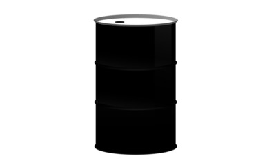 Black Oil Drum