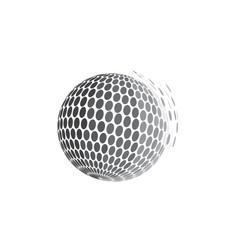 Circle Abastract Logo Design for Music