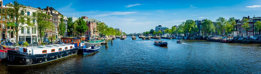 Fotobehang Amsterdam Amsterdam - Netherlands