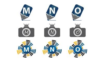 Logotype Template Design Set
