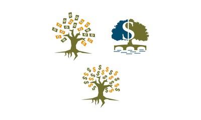 Money Tree Template Set
