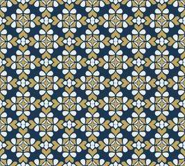 seamless ornament pattern vector illustration