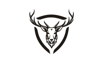 Antler / Hunting logo design inspiration
