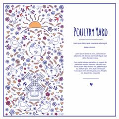 Poultry Yard frem 3