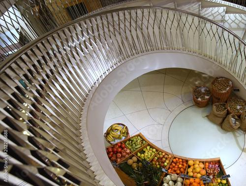 Treppenauge Im Fortnum Mason Stockfotos Und Lizenzfreie Bilder
