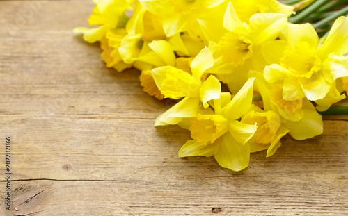 Bouquet spring yellow flowers daffodils stock photo and royalty bouquet spring yellow flowers daffodils mightylinksfo