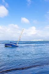 voilier en perdition dans les eaux réunionnaises