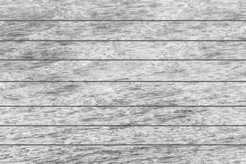 Plank white wood fence wall background and texture