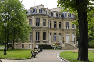 parc, Mairie, jardin, hotel de ville, 94600, Choisy le Roi, Val de Marne