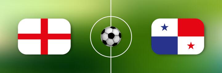 Fußball - England gegen Panama