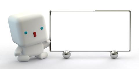 robo empty panel