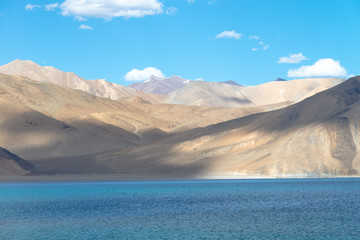Mountain and Natural Landscape, Leh Ladakh India Aug 2017