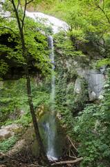 Ponte di Veja - cascata