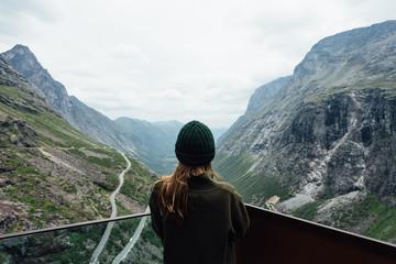 Trollstigen Viewing Point