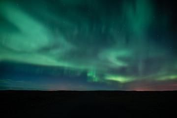 Aurora Borealis aka Northern Lights