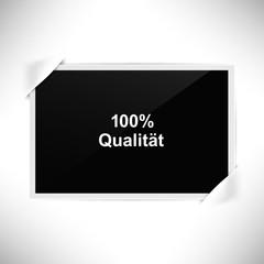 Foto Rahmen Querformat - 100 Prozent Qualität