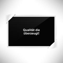 Foto Rahmen Querformat - Qualität die überzeugt