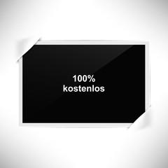 Foto Rahmen Querformat - 100 Prozent kostenlos