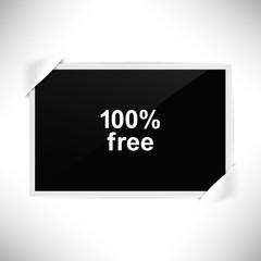 Foto Rahmen Querformat - Foto - 100 Prozent kostenlos