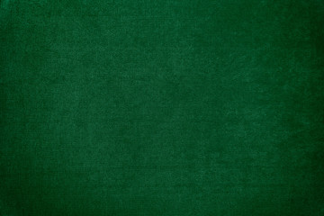 Dark green velvet texture background Fototapete