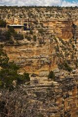Lookout Studio, Grand Canyon, AZ
