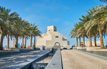 Visit Museum of Islamic Art, Doha, Qatar