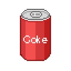 drink soda pixel art