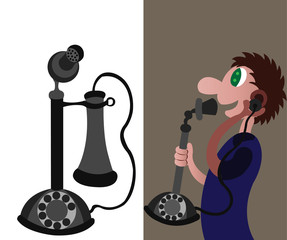 History of the telephone 1