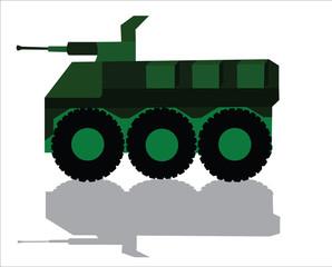 Military Vehicles 1