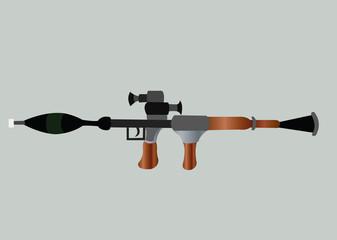 RPG Gun