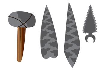 Stone age tools 2