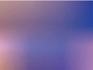 Blue Gradient mesh abstract background. Blurred bright colors, colorful rainbow pattern. Multicolored fluid shapes