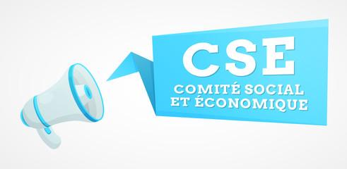 CSE - Comité social et économique