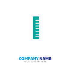 Set square company logo design