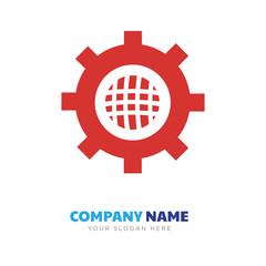 Settings company logo design