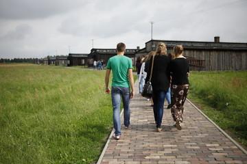 Majdanek in Lublin