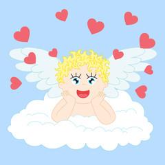 Ангел влюблён в тебя