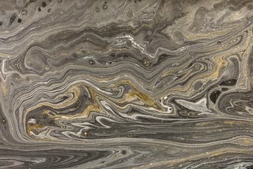 Marble abstract acrylic background. Nature marbling artwork texture.