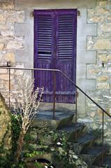 French secret behind the Ultra Violet door