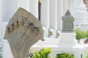 タイ・仏教・ワット・仏陀・蛇