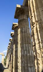 I templi di selinunte