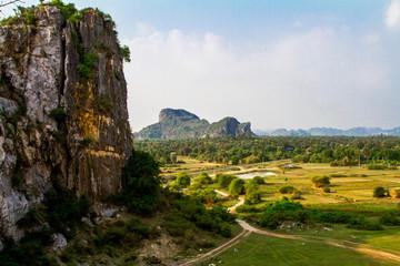 Cambodian nature, Kep, Cambodia