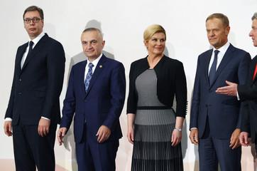 Meeting of presidents of the countries of the Brdo-Brijuni Process regional initiative in Skopje
