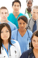 Doctors: Concerned Group of Medical Professionals