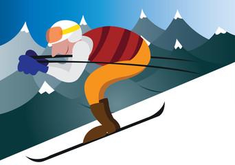 Cross Countery Skiing