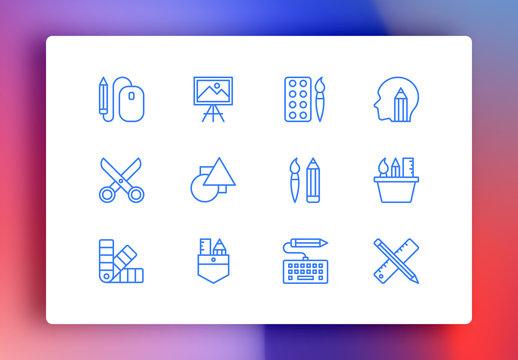 Design Minimalist Icons