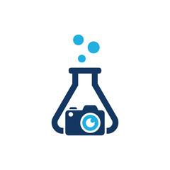 Photography Lab Logo Icon Design